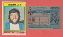 Cardiff City Alan Campbell 269
